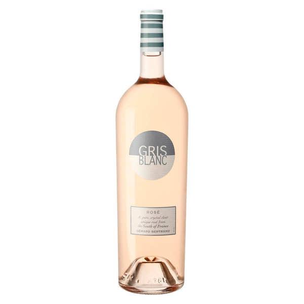Gris Blanc IGP Pays d'Oc vin rosé - Magnum