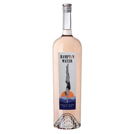 Gerard Bertrand - Diving Into Hampton Water - Rosé Wine from Languedoc - Magnum
