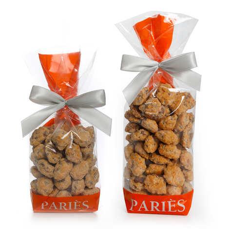 Maison Pariès - Espelines - Roasted and Caramelized Almond with Espelette Pepper