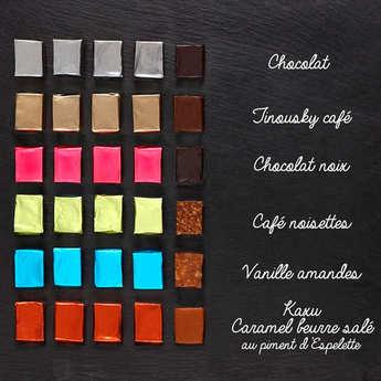 Maison Pariès - Kanougas Pariès - Assortiment de caramels du Pays Basque