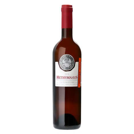 METHYMNAEOS - Chidiriotiko vin Orange de Grèce bio