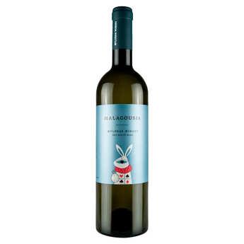 MYLONAS - Malagousia vin blanc sec de Grèce IGP Attique