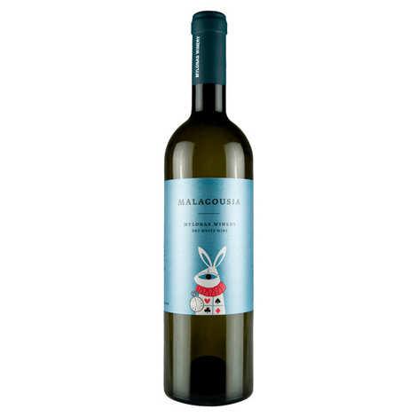 MYLONAS - Malagousia White Wine from Greece