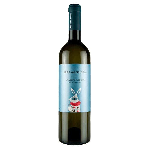 Malagousia vin blanc sec de Grèce IGP Attique