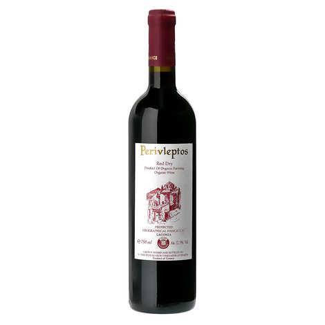 THEODORAKAKOS - Organic Perivleptos Red Wine from Greece