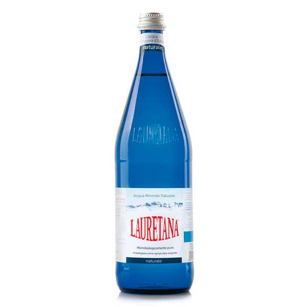 - eau plate d'italie - bouteille 1l