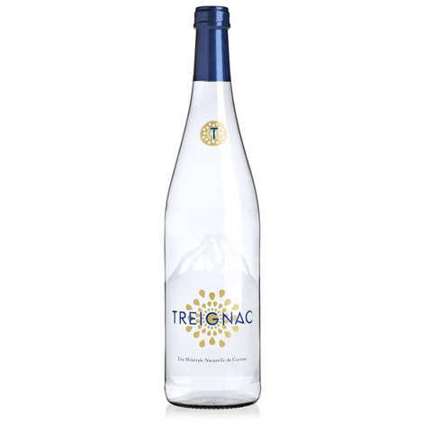 Treignac - Eau de Treignac - Eau minérale plate de Corrèze