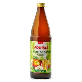 Voelkel GmbH - Vinaigre de pomme bio non filtré - Voelkel