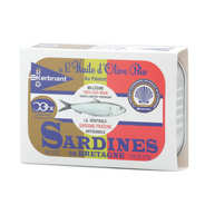 Sardine with Organic Olive Oil and Chili