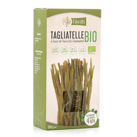 Fibritti - Organic and Gluten Free Edamame Beans Tagliatelle