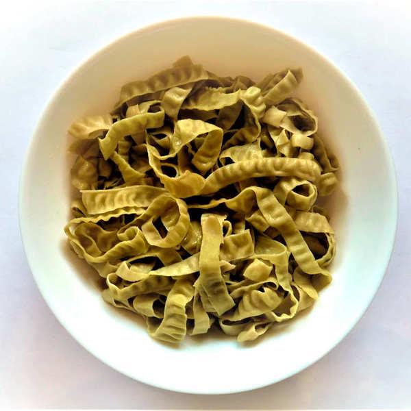 Tagliatelles de haricots edamame bio sans gluten