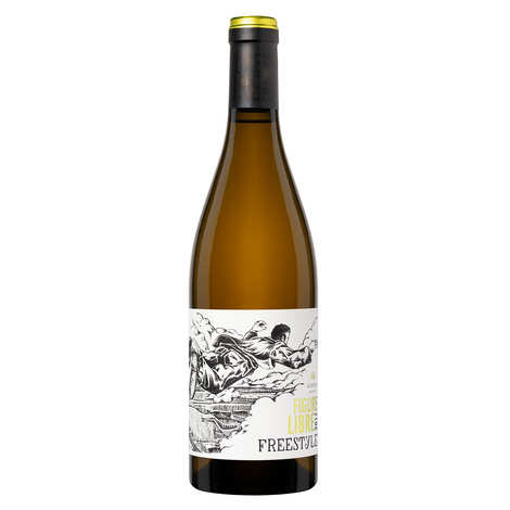 Domaine Gayda - Figure Libre Frestyle - Organic White Wine from Pays d'Oc