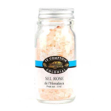Le Comptoir Colonial - Himalayan Pink Salt - Coarse