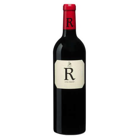 Rimauresq - R de Rimauresq - AOP Côte de Provence vin rouge