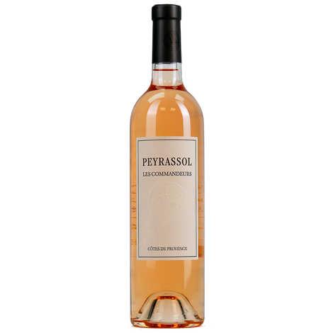 Peyrassol - Peyrassol Cuvée de la Commanderie - Rosé Wine from Provence