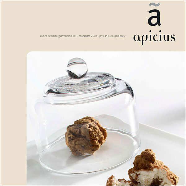 Apicius - Cahier de haute gastronomie 03 - Novembre 2008