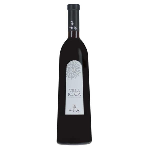Moulin de la Roque - Red Wine Villa Roca from Provence