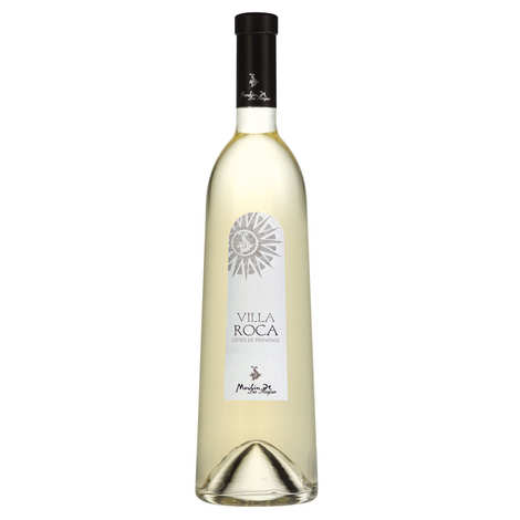 Moulin de La Roque - Moulin de la Roque - White Wine Villa Roca from Provence
