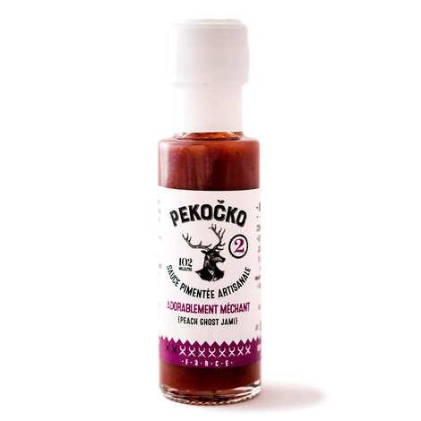 Pekocko - Sauce pimentée - Adorablement méchant - Force 2