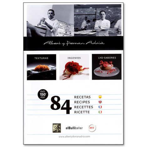 Texturas Ferran Adria - Texturas DVD