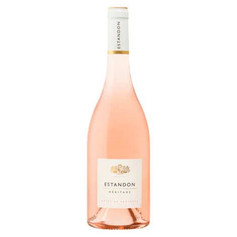 Estandon - Estandon Héritage - Rosé Wine from Provence