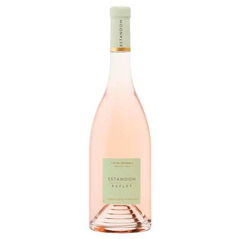Estandon - Estandon Reflet - Coteau varois en Provence vin rosé