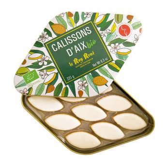 La Reine Jeanne - Organic French Calissons d'Aix - La Reine Jeanne