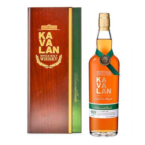 Kavalan - Kavalan Amontillado Cask - whisky taïwanais 55,6%