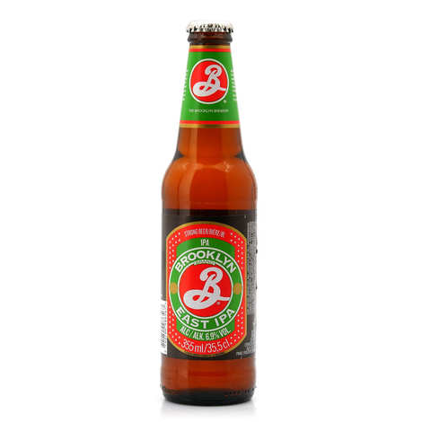 Brooklyn Brewery - Brooklyn East IPA - Bière américaine 6.9%