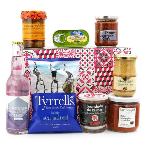 - Box découverte saveurs estivales (juillet)