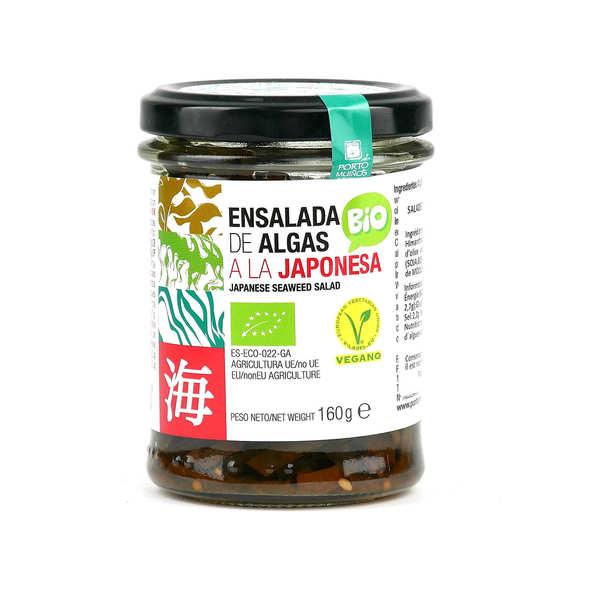 Tartare d'algues à la japonaise
