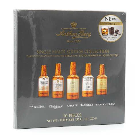 Anthon Berg - Chocolats fourrés au Whisky Single Malt d'Anthon Berg