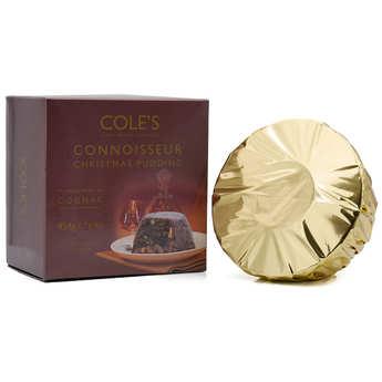 Cole's - Christmas pudding connaisseur au cognac