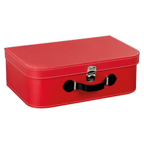 - Red Little Suitcase