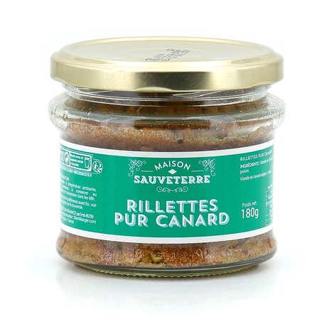 Maison Sauveterre - Pure Duck Rillettes