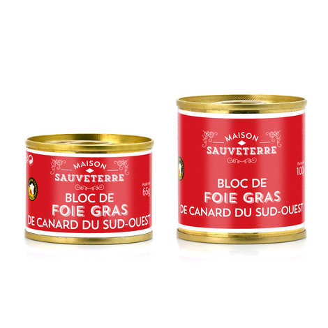 Maison Sauveterre - Duck Foie Gras from South-West France IGP