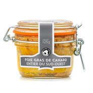 Foie gras de canard entier IGP Sud-Ouest