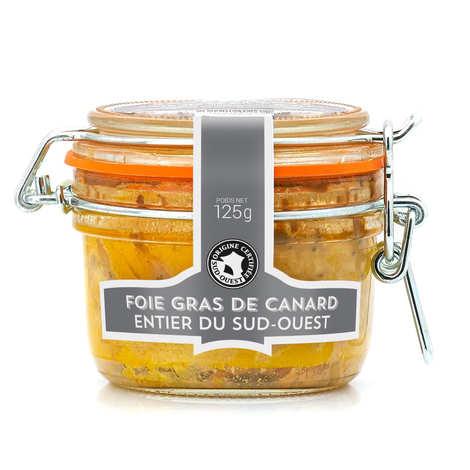 Maison Sauveterre - Foie gras de canard entier IGP Sud-Ouest