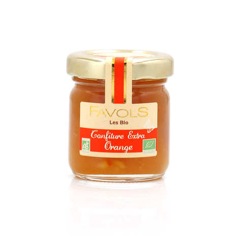 Favols - Organic Orange Jam