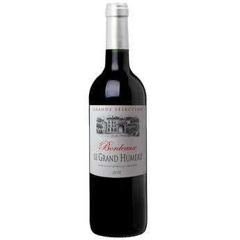 Le Grand Humeau - Le Grand Humeau AOP Bordeaux vin rouge