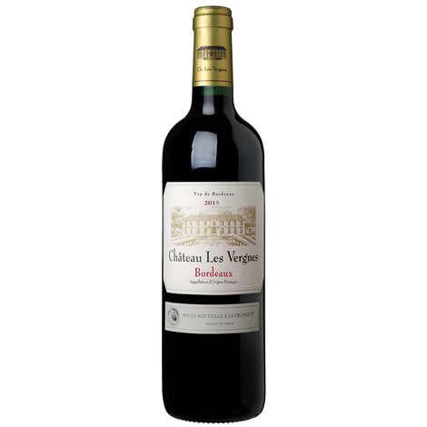 Château les Vergnes - Château les Vergnes - Bordeaux vin rouge AOP