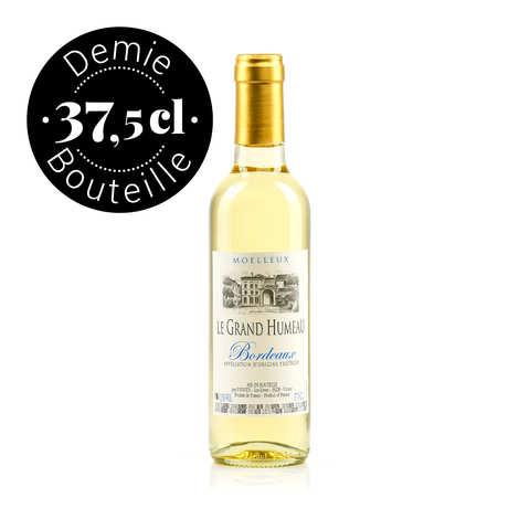 Le Grand Humeau - Le Grand Humeau AOP Bordeaux vin blanc moelleux