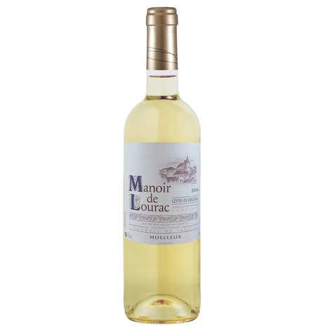 Manoir de Lourac - Manoir de Lourac Côtes de Bergerac vin blanc moelleux