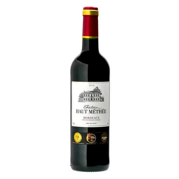 - bordeaux rouge aop 2016 - 2016 - bouteille 75cl