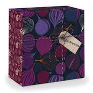Boite cadeau BienManger.com carrée petit modèle décor figues