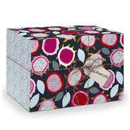 Decorated Gift big box BienManger rectangle 2019 design