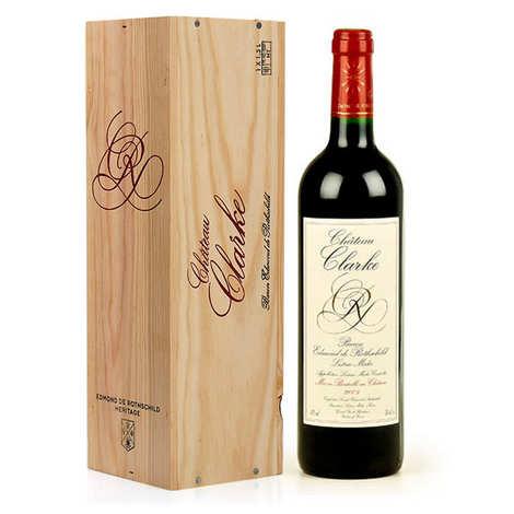 Château Clarke - Chateau Clarke Listrac Medoc Bordeaux Wine - Magnum