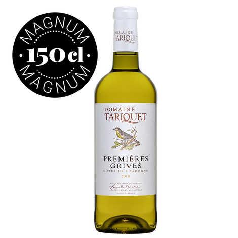 Domaine Tariquet - White Wine I.G.P Côtes de Gascogne Magnum - Premières Grives