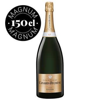 Champagne Canard-Duchêne - Champagne Canard Duchêne Cuvée Léonie Brut format Magnum
