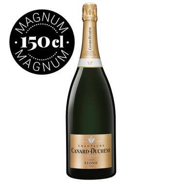 Champagne Canard Duchêne Cuvée Léonie Brut format Magnum
